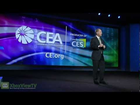 CES 2012 - Watch Microsoft CEO Steve Ballmer deliver the keynote speech to kick off the 2012 International Consumer Electronics Show in Las Vegas, Nevada. ABOUT THIS EV...