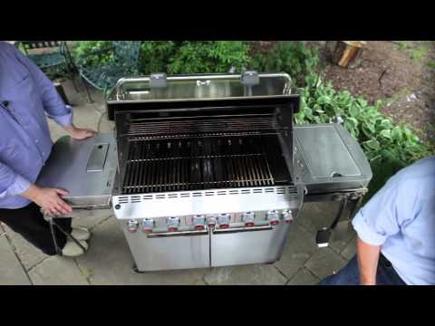 Weber  Grills-Grill Marks™ with Jamie Purviance and David Leite: How to Grill a Perfect Steak