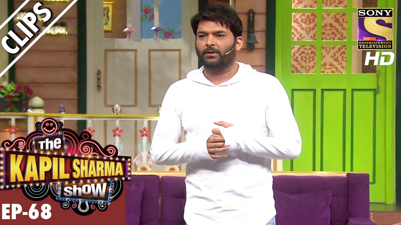 Kapil's view on Winter Season – The Kapil Sharma Show – 18th Dec 2016