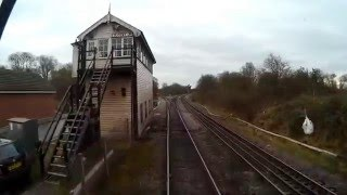Ulceby United Kingdom  city pictures gallery : Class 66 Cab Ride Immingham to Heywood Junction via Barnetby and Wrawby Junction Semaphore Signals