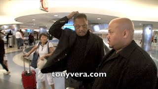 Exclusive Jesse Jackson I will not talk about Bill Cosby