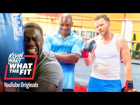Bonus Scenes: Kevin takes a shot at The Champ | Kevin Hart: What The Fit | Laugh Out Loud Network - Thời lượng: 5:17.