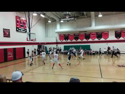 SVJH Vs Mesquite JH (8TH Grade) Dec 4, 2017