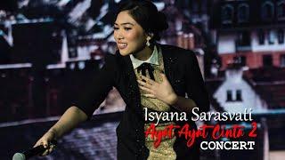 Isyana Sarasvati - Masih Berharap (Ayat Ayat Cinta in Concert)
