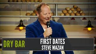 The best way to flirt on a first date, Steve Mazan.