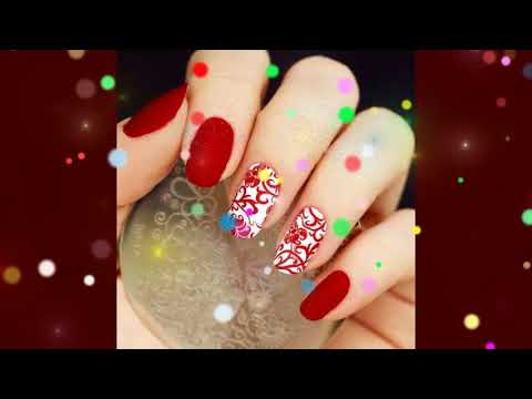 Unique Nail Designs  2018