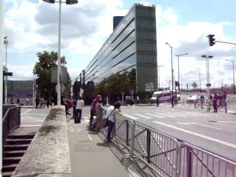 Tour de France - Gare de Austerlitz 1/5