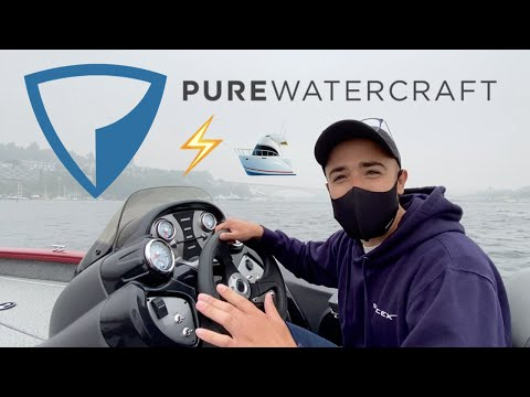 Pure Watercraft: The Tesla of Boats? ⚡🛥️