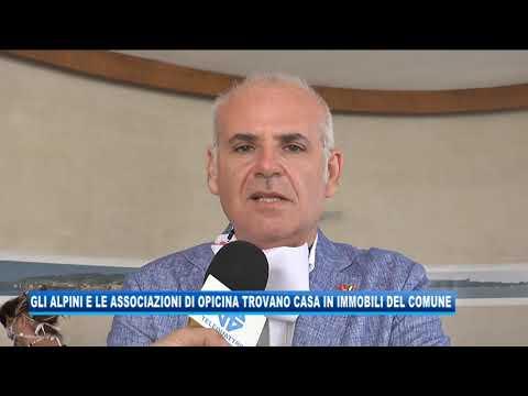 07/09/2020 - GLI ALPINI E LE ASSOCIAZIONI DI OPICINA TROVANO CASA IN IMMOBILI COMUNALI