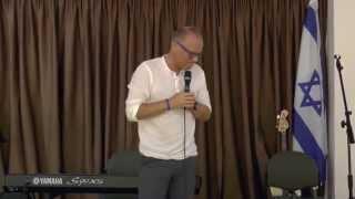 Сергей Брикса (Шимон). Как я пришел к Богу