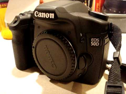 50D - This video will give you a quick glance at Canons new EOS 50D.