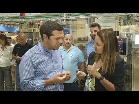 Αλ.Τσίπρας: Πολλοί εμπιστεύονται και επενδύουν στην ελληνική οικονομία