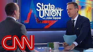 Video Jake Tapper to Trump adviser: Settle down MP3, 3GP, MP4, WEBM, AVI, FLV Mei 2019