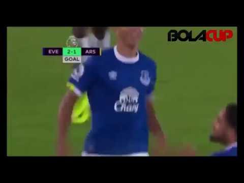 Everton 2 - 1 Arsenal All Goals & Extended Highlights - Premier League | 14/12/16