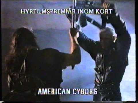 American Cyborg Steel Warriors (1993)