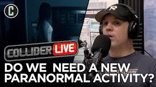 Do We Need a Paranormal Activity 7? by Collider