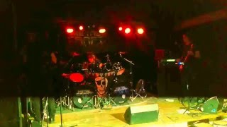 Video MetalCraft - live - DRUM SOLO 1/2 - FLY THE HIGH