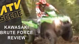 7. Kawasaki Brute Force 650