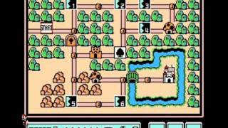 GSCentral.org - Super Mario Bros 3 - Walk Anywhere on World Maps: Half Steps (GG) Walk Anywhere on World Maps: Half Steps ESKILZEY EIEGOTEY APKSALAZ By Beyon...