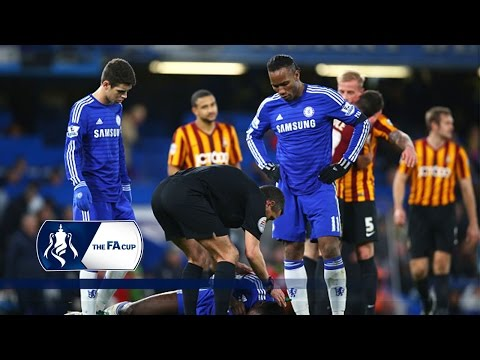 City - League One Bradford City came from two down at Chelsea to win 4-2, and complete one of the most dramatic comebacks in FA Cup history. Chelsea had taken what looked to be an unassailable ...