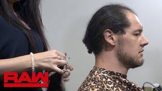 Video Baron Corbin cuts his hair: Raw Exclusive, June 11, 2018 MP3, 3GP, MP4, WEBM, AVI, FLV Juni 2018