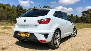 ► Subscribe to Autospotter15: http://full.sc/11XgwmMI'm taking you on a ride in MY NEW 2016 SEAT Ibiza Cupra 1.8 TSI. It has been two weeks now since I have taken delivery of the car and I'm absolutely in love with it already! The engine produces 192 hp and 320 Nm of torque, which makes it feel like a proper hot hatch and a big step up from its predesessor. Next week, the car will be fitted with a Milltek catback exhaust system, so more content is coming very soon! Thanks for watching!JoostGet more Autospotter15:Facebook: https://www.facebook.com/autospotter15