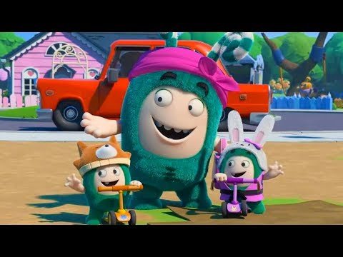 Oddbods - 奇宝萌兵 - Funny Cartoon Compilation