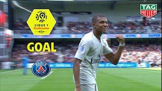 Goal Kylian MBAPPE (82') / EA Guingamp - Paris Saint-Germain (1-3) (EAG-PARIS) / 2018-19