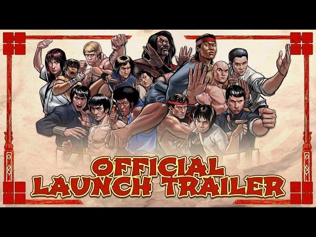 Видео к игре Kings of Kung Fu