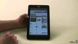 LG Optimus Pad inceleme