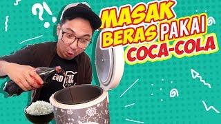 Video MASAK NASI PAKE COCA COLA Wkwkwkwk Enak Gak Ya? #EGY MP3, 3GP, MP4, WEBM, AVI, FLV Oktober 2018