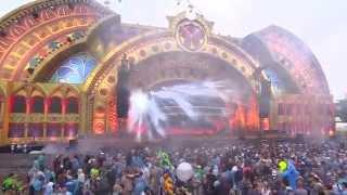 Chris Liebing - Live @ Tomorrowland Belgium 2015