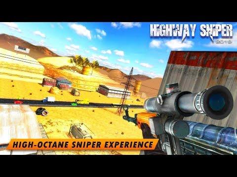 highway sniper shooter mod apk download