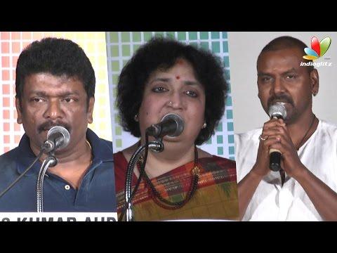 Latha-Rajinikanth-and-Parthiban-to-help-street-children-Lawrence-speech-at-Abhayam-Event