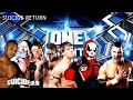 SUICIDE RETURN! TNA One Night Only X Division Ladder Match 2016