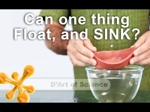 Why Do Things Float (видео)