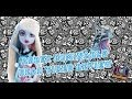 Monster High - Review Abbey Dead Tired (PT/BR)