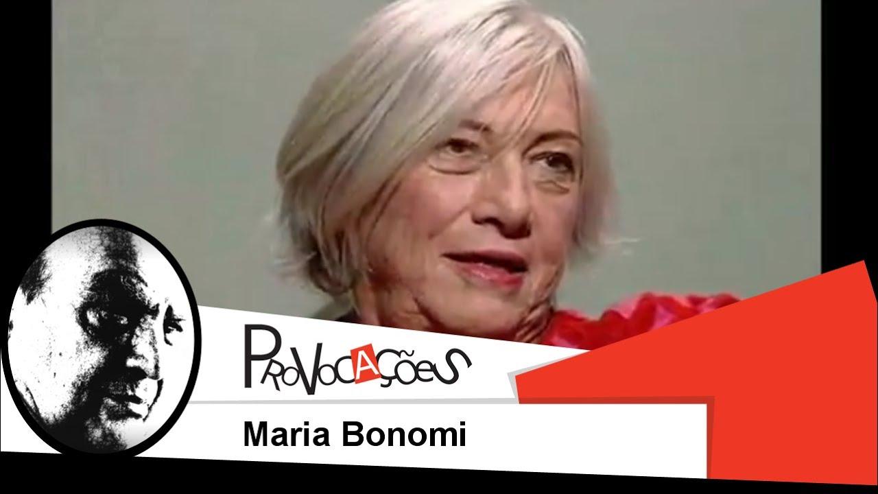 Provocações - Maria Bonomi