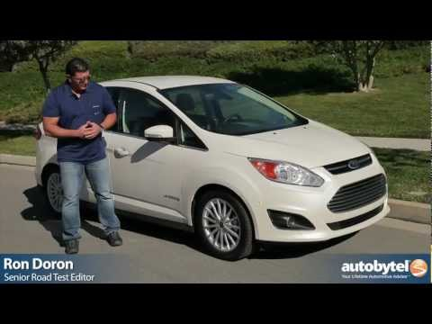 2013 Ford C-Max Hybrid Video Review