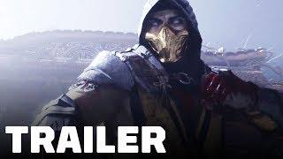 Mortal Kombat 11 Cinematic Reveal Trailer - The Game Awards 2018