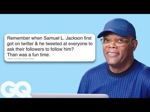 Samuel L Jackson Goes Undercover on the Internet