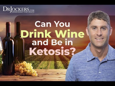 Can You Drink Wine and Be in Ketosis?