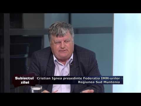 Emisiunea Subiectul Zilei – 24 aprilie 2017