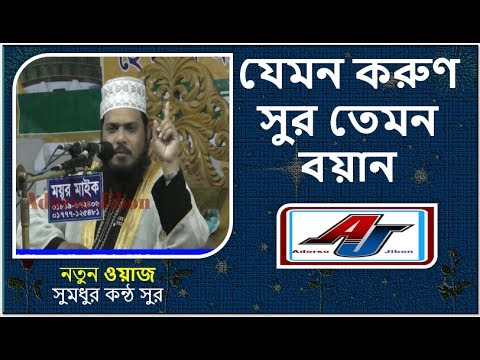 Video Maulana Naimur Rahman Saheb Kumillah New Bangla Waz Sylhet Foridpur osmaninogor 2017 download in MP3, 3GP, MP4, WEBM, AVI, FLV January 2017