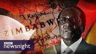 Video The story of Robert Mugabe's downfall – BBC Newsnight MP3, 3GP, MP4, WEBM, AVI, FLV September 2019