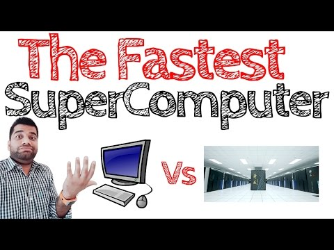 The Fastest SuperComputer | Like A Boss!!!
