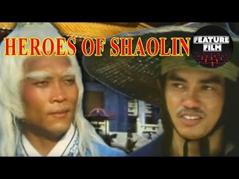 HEROES OF SHAOLIN
