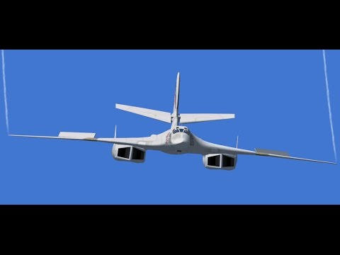The Tupolev Tu-160 (Russian: Туполев...