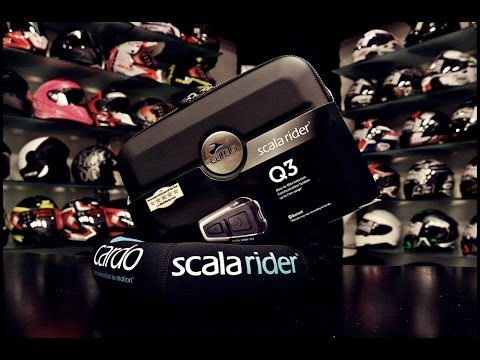 Cardo Q-Solo Kask Bluetooth Kulaklık