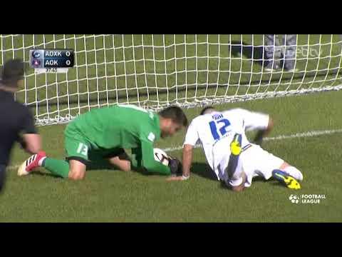 FOOTBALL LEAGUE: ΚΙΣΣΑΜΙΚΟΣ – ΚΕΡΚΥΡΑ 1-0 | HIGHLIGHTS | ΕΡΤ
